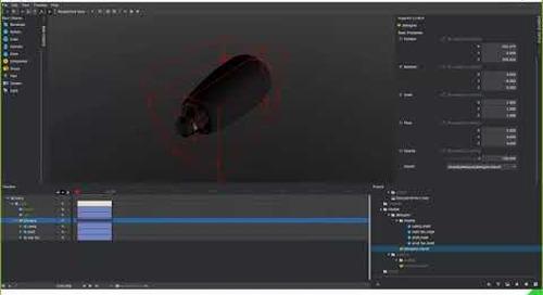 Qt 3D Studio 2.0 Overview {On-demand webinar}