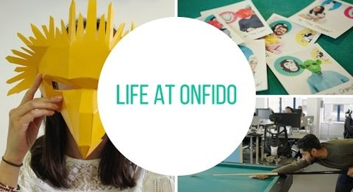 VIDEO | Life at Onfido
