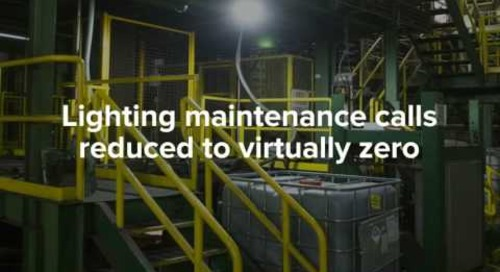 Full-Scale Facility Upgrade Utilizes Acuity's Full Lighting and Controls Offering