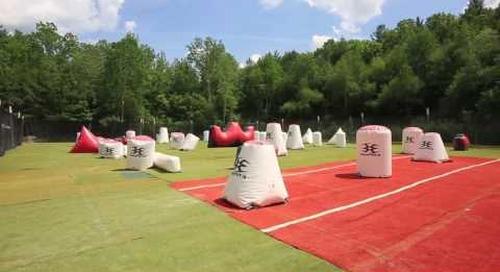 Explore the Boston Paintball Maynard Outdoor Facility