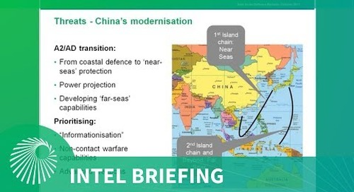 Intel Briefing: East Asia Markets: Developments, Trends and Opportunities