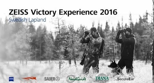 ZEISS VICTORY Experience 2016 - Swedish Lapland