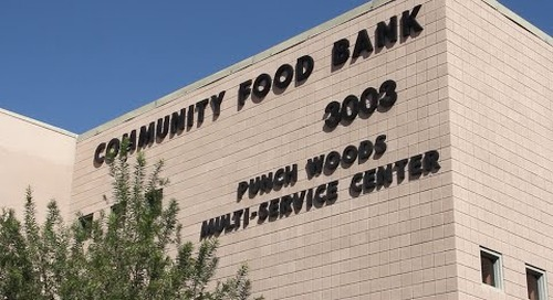 Community Food Bank of Southern Arizona Serves Up the Good