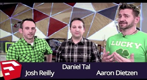 Facebook Live: PlaceMaker with Daniel Tal (March 16, 2017)