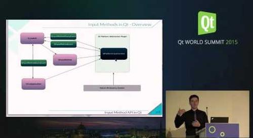 QtWS15- Virtual Keyboards for Qt applications, Tobias König, KDAB
