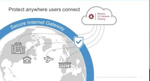 New Dog, New Tricks: Introducing the industry's first Secure Internet Gateway in the cloud
