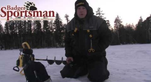 The Key to Ice Fishing Success