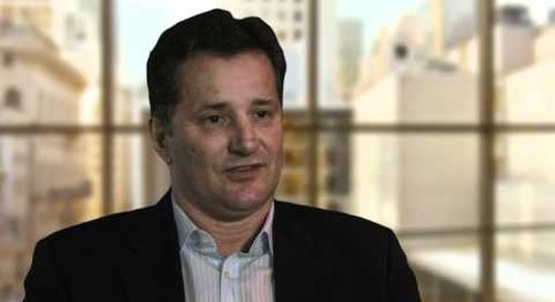 U.S. - David Roberts: Managing Director, central region, Project and Development Services