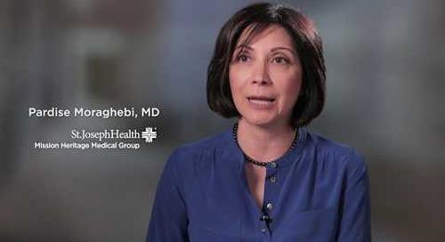 Hospital Medicine featuring Pardise Moraghebi, MD