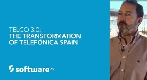 Telco 3.0: The transformation of Telefónica Spain