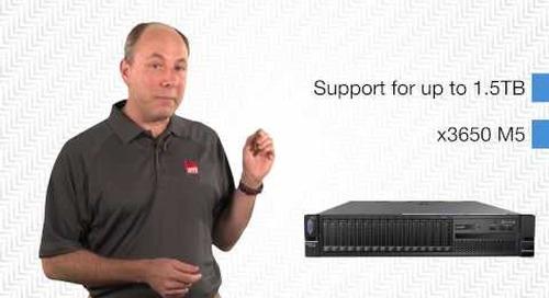 TruDDR4 Memory for Lenovo System x