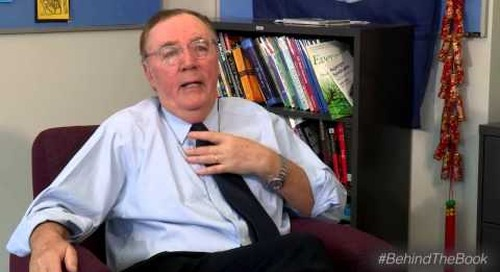 Behind The Book- James Patterson Part 2