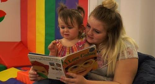 Visalia teenage mother succeeds for young daughter