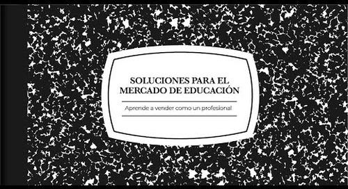 Seminario Web PaperCut - Soluciones para el Mercado de La Educación