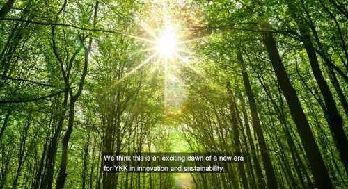 #Ecoinnovation at YKK