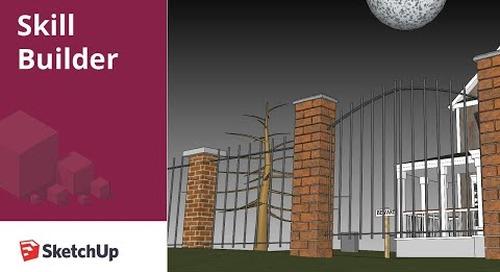 Iron Fence - Skill Builder