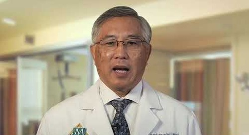 Thoracic Surgery featuring Brian Palafox, MD