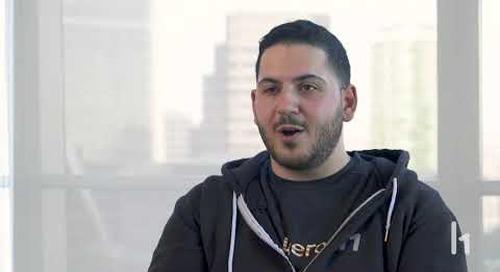 HackerOne Hacker Interviews: Ben Sadeghipour (@ NahamSec)