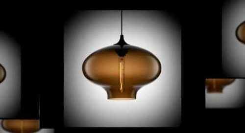 Stargazer Modern Pendant Light