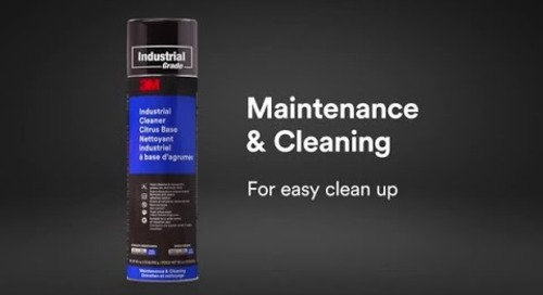 3M™ Industrial Cleaner Citrus Base