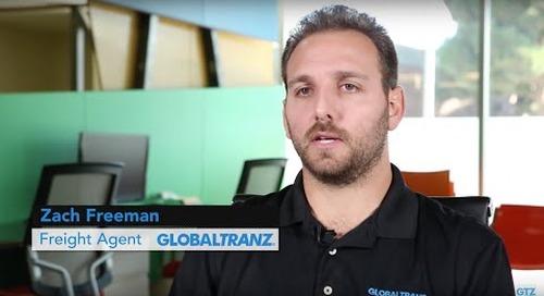 GlobalTranz Freight Agent Success Story