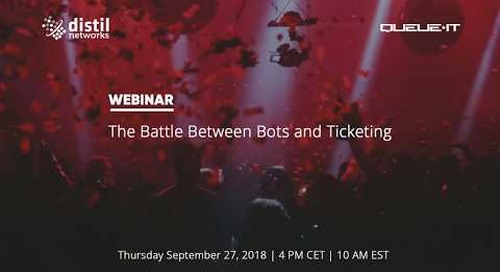 Ticket Scalping: The Battle Between Ticketing And Bots