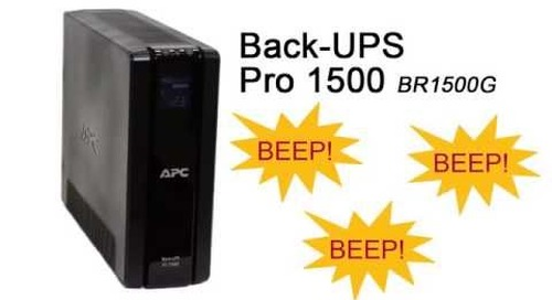 APC by Schneider Electric - How to Stop that Annoying Beep