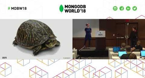 Load Spikes, GDPR, And Natural Disasters... Oh My! Scaling an App with MongoDB Atlas