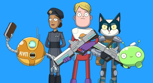 TBS: Final Space [New Series]