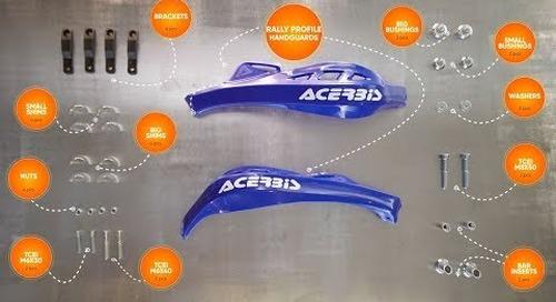 RALLY PROFILE Handguards - Installation Guide