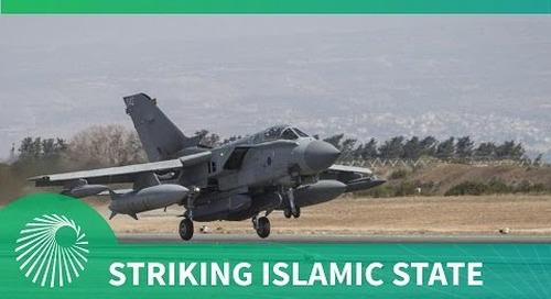 Striking Islamic State - The UK's contribution to airstrikes