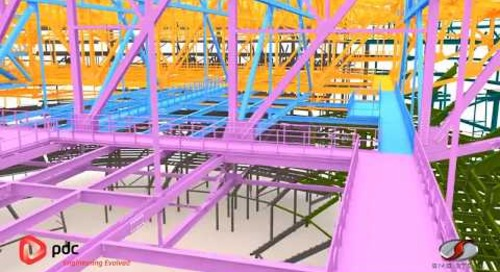 Chase Center - 2018 Tekla North America BIM Awards