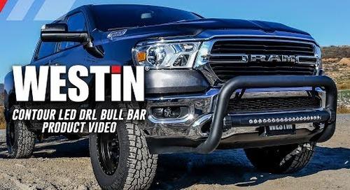 Contour LED DRL Bull Bar