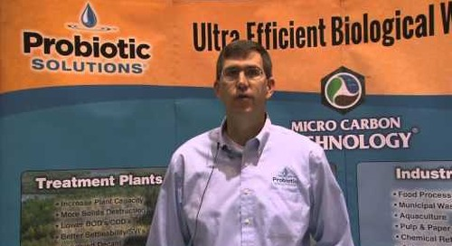 Wastewater Treatement and Probiotic Solutions - Shawn