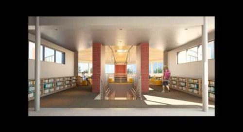 Inside the Blake Hubbard Commons