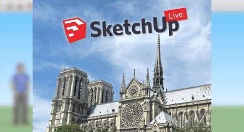 3D Modeling Notre Dame Cathedral