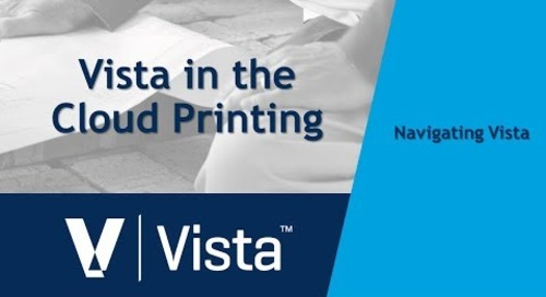 Vista in the Cloud Printing