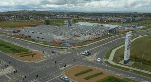 Splash Aqua Park and Leisure Centre: Aerial November 2016