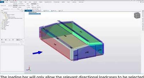 Tekla Structural Designer 2020 - Quick start 2 - 3D modelling