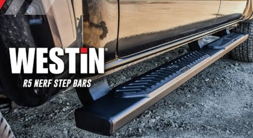R5 Nerf Step Bar