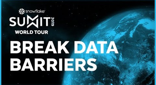 SUMMIT 2019 Break Data Barriers