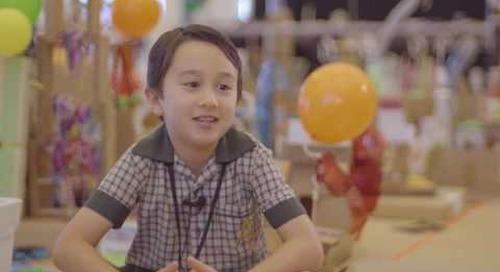 K8 Children's Symposium: Designing Brisbane's future