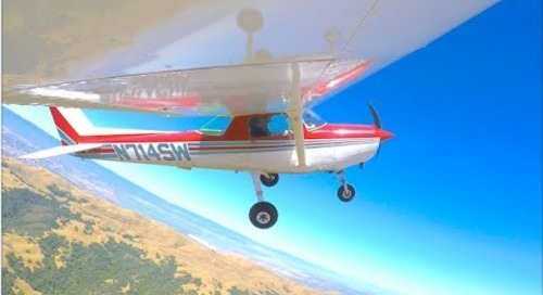 How to REALLY fly a Lazy Eight - Commercial Pilot Maneuver