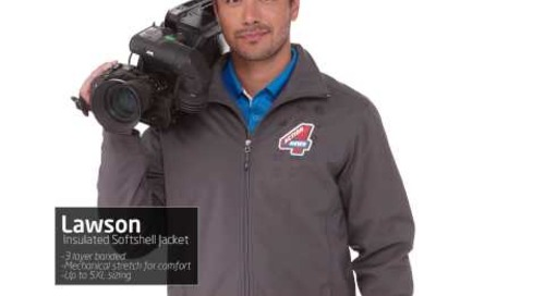 Elevate Lawson Insulated Softshell Jacket