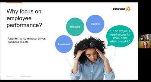 Transforming Employee Performance through Workflow Learning