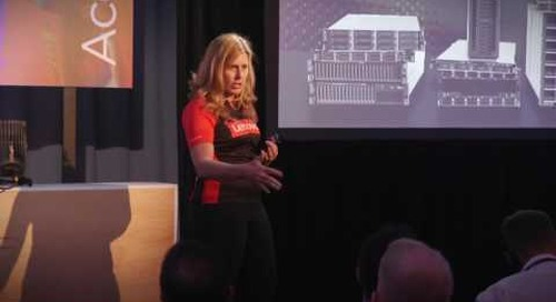 Lenovo Transform 2017: Briefing on Accelerate