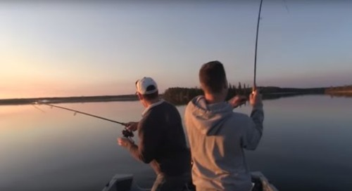 39 Hours - A Reality Show that takes competitive fishing to whole new level!