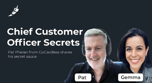 Designing a Customer-First Organization with Pat Phelan, CCO at GoCardless