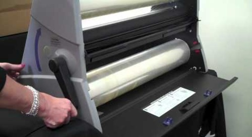VariQuest Cold Laminator Training Video