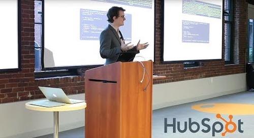 [VIDÉO] Look&Tell Boston- Les données au service des performances de HubSpot(Sous-titres français)